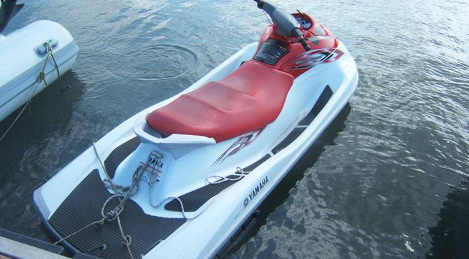 Noleggio moto d'acqua Yamaha - Nautica Cala Peticchia - La Maddalena