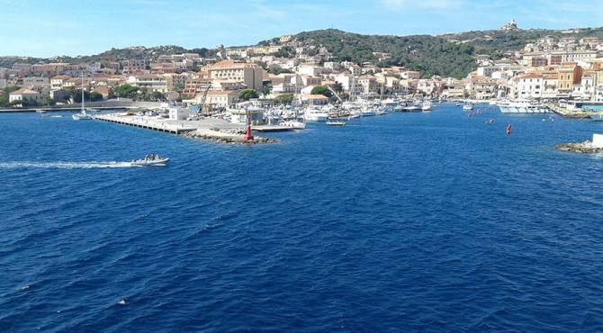 Base Nautica Cala Peticchia, La Maddalena nord Sardegna