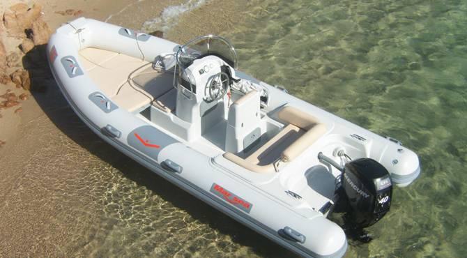 Riparazione gommoni & barche - Nautica Cala Peticchia - La Maddalena